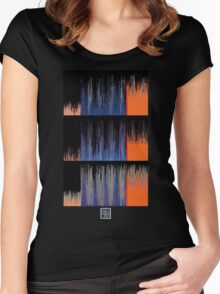 """""""Sorting Algorithms 1""""© Women's Fitted Scoop T-Shirt"""
