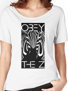 OBEY Lord Z Women's Relaxed Fit T-Shirt