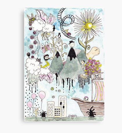Wonderland 1 Canvas Print