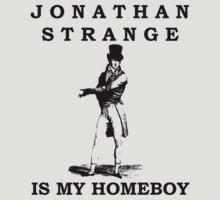 Strange Homeboy by Towerjunkie