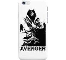 Ezio - Avenger iPhone Case/Skin