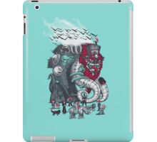 Dark Circusbot iPad Case/Skin