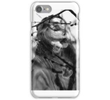 Keep breathing iPhone Case/Skin