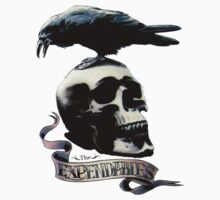 The Expendables tattoo by deadsoon