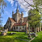 St Mildreds Whippingham by manateevoyager