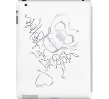 Beautiful Monster iPad Case/Skin