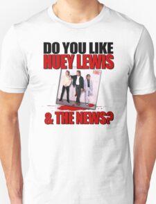 The News. Unisex T-Shirt