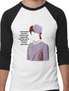 Tegan Men's Baseball ¾ T-Shirt