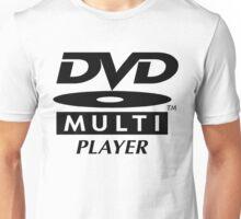 dvd multi status 1000 Unisex T-Shirt