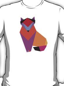 Origami Fox T-Shirt