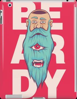 Beardy by Domingo Widen