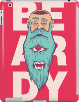 Beardy by Domingo Widen