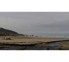 Canon Beach, Oregon Photographic Print