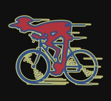 Bike Cycling Bicycle  Kids Tee