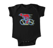 Bike Cycling Bicycle  One Piece - Short Sleeve