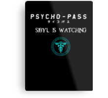 Sibyl's watch dogs Metal Print
