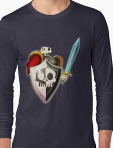 Sir Fortesque (MediEvil) Long Sleeve T-Shirt