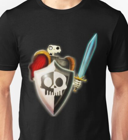 Sir Fortesque (MediEvil) Unisex T-Shirt