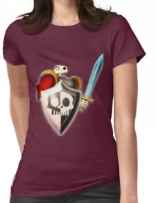 Sir Fortesque (MediEvil) Womens Fitted T-Shirt