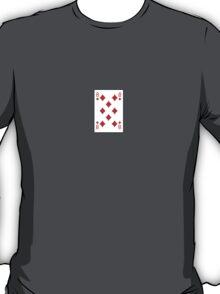 8 of Diamonds T-Shirt