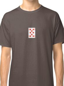 8 of hearts Classic T-Shirt