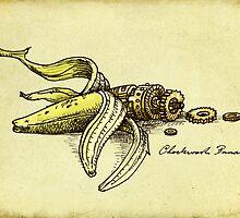 Clockwork Banana by Eric Fan