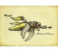 Clockwork Banana Photographic Print