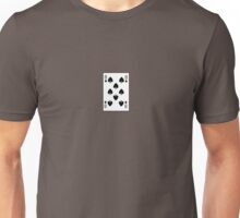8 of spades Unisex T-Shirt