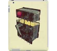Book_rock paper scissor series iPad Case/Skin