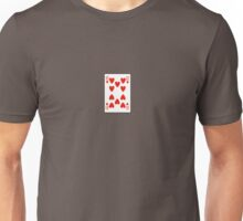 10 of hearts Unisex T-Shirt