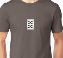10 of spades Unisex T-Shirt