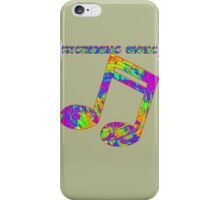 Psychedelic Rock 4 iPhone Case/Skin
