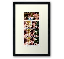 Metaphor scene from The Fault In Our Stars Framed Print