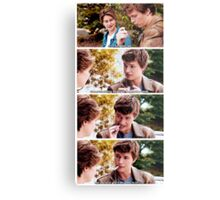 Metaphor scene from The Fault In Our Stars Metal Print