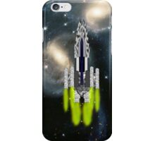 An Interstellar Cruiser Transits Stephan's Quintet iPad/iPhone/iPod/Samsung cases iPhone Case/Skin