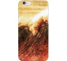 Wavey Breaky iPhone Case/Skin