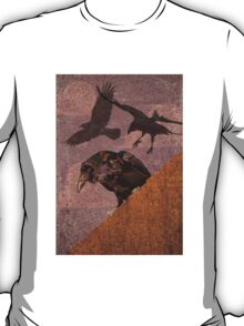 Crow invasion 2 T-Shirt