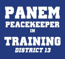 Panem Peacekeeper in Training by GenialGrouty