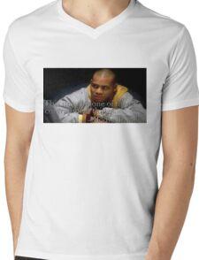 bodie broadus Mens V-Neck T-Shirt