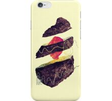 Rock_rock,paper, scissors series. iPhone Case/Skin