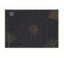 Goddess - Spider Woman Art Print