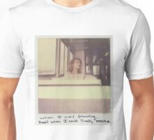 CLEAN POLAROID Unisex T-Shirt