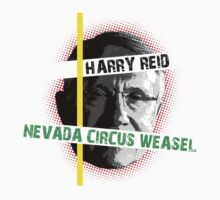 Harry Reid Is A Weasel T-Shirt