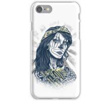 Clown angel iPhone Case/Skin