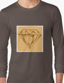 Diamond  Long Sleeve T-Shirt