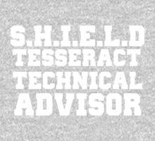 S.H.I.E.L.D Tesseract Technical Advisor Kids Tee