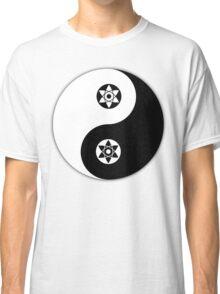 Sasuke yin and yang Classic T-Shirt
