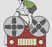 Tape Rider by jankoba