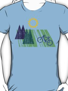 Bike Cycling Bicycle  T-Shirt