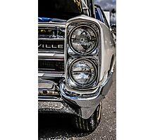 1963 Pontiac Bonneville Photographic Print